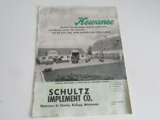 Old Kewanee Machinery & Conveyor  Brochure