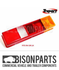 *FITS FORD TRANSIT MK6 & MK7 REAR TIPPER TAIL LAMP LENS ONLY RH OR LH LL6314