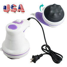 US Handheld Professional Fat Remove Full body Massager Slim Relax Machine 3Heads