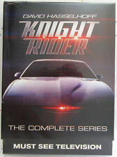 Knight Rider ~ The Complete TV Series ~ 1982 ~ DVD TV