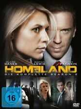 Homeland - Staffel 2 (Digipak) - Claire Danes - 4 DVD Box