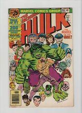 Incredible Hulk #200 - Silver Surfer App - 1976 (Grade 5.5) WH