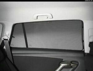 Genuine Corolla Verso 2009-16 Rear Side Window Blind- PZ49H-E83A0-RD