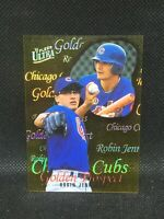 1996 Fleer Ultra Golden Prospects Robin Jennings #11 Rookie Insert