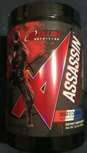 ASSASSIN v7 Pre Workout by Apollon Nutrition