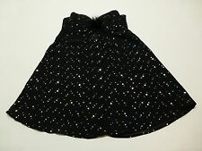 Rampage Womens Size Medium Black Sparkle Lingere Underwire Top Good Condition