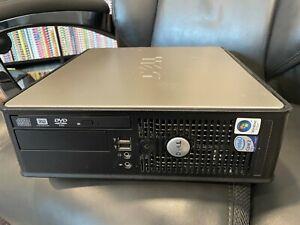 Dell OptiPlex 755 SFF Intel 2.40GHz C2D 4GB 500GB WIN XP +SDVO