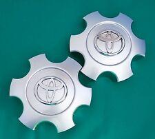 "2005 Toyota Tundra Wheel Center Hub Caps Silver 560-69440 2 Pcs. Fits 17"" Wheel"