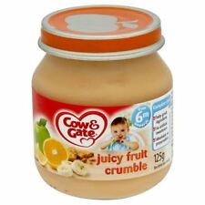 Cow & Gate Fruit Baby Food