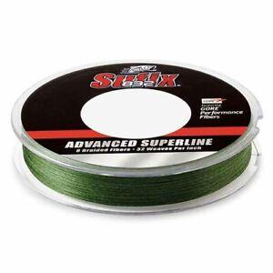 Sufix 832 Advanced Superline Braid 30 Lbs 150 Yard Fishing Line Green 660-030G