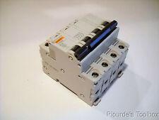 New Merlin Gerin Multi 9 Cicuit Breaker 4 Pole, 16A, 400V, C60N-B16A, 24103