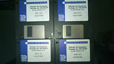 """Voice with Vision - Dialogic Development Package for MS-DOS - 4x 3.5"""" floppy"""