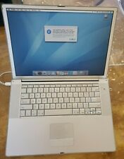 Apple Mac Powerbook G4 15 inch 1.67Ghz,512 MB, 93.16GB. REPAIR