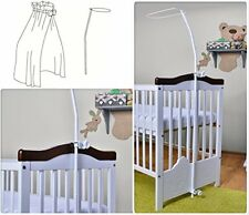 Universal Canopy Drape Holder For Baby Cot Bed - Practical Cotbed Mosquito Net H