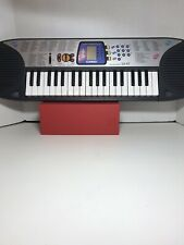 Casio Keyboard SA-67; 10 Songbank 30 Patterns Tested Works Well