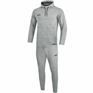 Jako Sports Casual Training Mens Jogging Tracksuit Top Hoodie Bottoms Pants