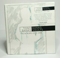 Tony Banks : Banks Vaults: The Albums 1979-1995 CD Brand New & Sealed