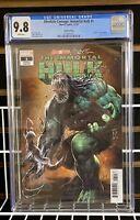 Absolute Carnage: Immortal Hulk #1 Dale Keown Codex Variant CGC 9.8  Venom