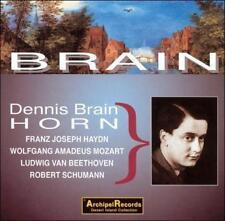 Dennis Brain plays Haydn, Mozart, Beethoven, Schumann, New Music