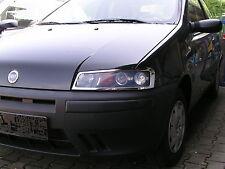 FIAT PUNTO 99- 03 FARO telaio finitura cromo