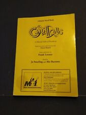 Libretto Vocal Book - Guys And Dolls 1977