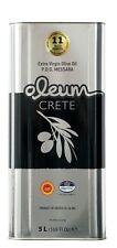 6,80€/L Oleum Crete Extra Virgin Natives Olivenöl aus Kreta 5L, >0,3% Fettsäure