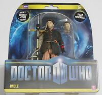Doctor Dr Who THE ASTRONAUT ELEVENTH 11TH DOCTOR UNCEL RIVER SONG Cyberman UNCEL