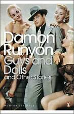 Guys and Dolls: and Other Stories, Damon Runyon | Paperback Book | Good | 978014