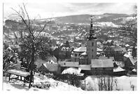 AK, Zella-Mehlis Thür., Blick vom Lärchenberg auf Zella, 1965