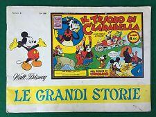Walt Disney - LE GRANDI STORIE N.5 (1967) IL TESORO DI CLARABELLA Fumetto