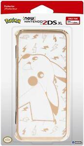 HORI Official New Nintendo 2DS XL Pikachu Gold Premium Protector Case