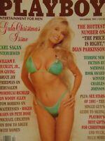 Playboy December 1991 | Wendy Hamilton Dian Parkinson Sex Stars      #1657+