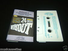 WIPEOUT 24 INSTRUMENTAL GREATS NEW ZEALAND SURF TAPE LINK WRAY THE FIREBALLS