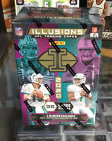 2020 Panini ILLUSIONS NFL Football BLASTER BOX Factory Sealed HERBERT TUA BURROW