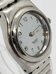 Swatch irony AG 1995 25mm lady's watch Needs A New BATTERY