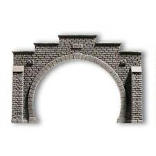 * Noch scala N 34852 Tunnelportale portale doppio binario nuovo