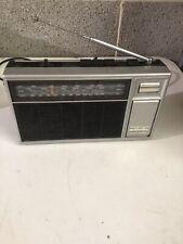 Retro Grundig Party Boy 700 3 Band  Mw / Lw / Fm Radio Battery Or Mains.