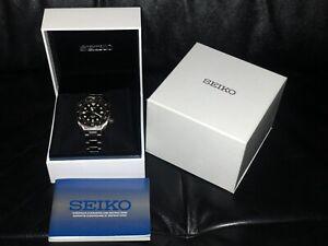 Seiko SBDC001 44mm Wrist Watch for Men - Silver