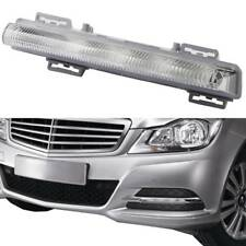 Transparent Daytime DRL Fog Lights or Left Side fit Mercedes Benz W204 W212 C350