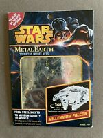 Star Wars Metal Earth Millennium Falcon 3-D Metal Model Kit