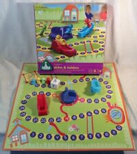 "Children's ""Slides And Ladders� Board Game By Elc Early Learning Centre"