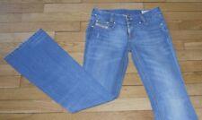 DIESEL Jeans pour Femme  W 25 - L 32 Taille Fr 34 LOUVELY (Réf# M028)