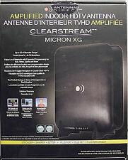 ANTENNAS DIRECT CLEARSTREAM MICRON-XG AMPLIFIED DIGITAL TV ANTENNA - CSM1-XG-CN