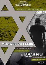Jamais plus + La Musique du coeur - DVD - Les films de Wiesenthal - NEUF - VF