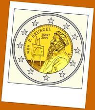 2 Euro Gedenkmünze Belgien 2019 - 450.Todestag von Pieter Bruegel d. Ä. B - Lose