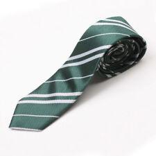 Harry Potter Ravenclaw Gryffindor Slytherin Hufflepuff Necktie Silk Tie Cosplay
