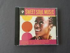 CD THE SWEET SOUL MUSIC - Marvin Gave Aretha Franklin Al Wilson The Miracles