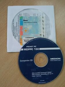 Medion Microsoft Pocket PC 2003 Premium w/ Outlook 2002