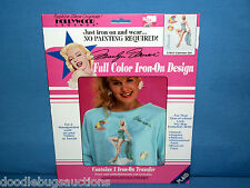 NEW 1990 Full Color MARILYN MONROE Shirt Iron-On Transfer Picture CALENDAR GIRL
