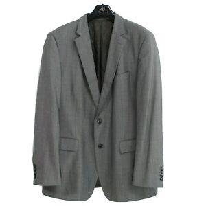 Pierre Cardin Super 150's Homme Veste Blazer XXL IT54 US UK 44 Soie Laine